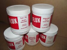 SIFBRONZE ALUMINIUM BRAZING FLUX 50G IN A POLY BAG  ,
