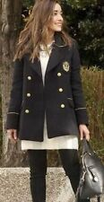 Wool Military Double Breasted Coats & Jackets for Women