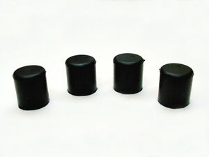 """4x Fits Lincoln 5/8"""" Water Pump Heater Core Rubber Caps Blockoff Plugs nos"""