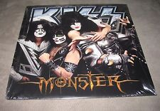 KISS MONSTER PICTURE DISC RECORD LP Limited edition