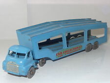 matchbox lesney CAR TRANSPORTER - A2 RARE RED DECAL