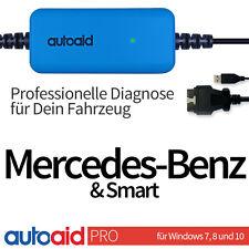 autoaid Pro Diagnosegerät für Mercedes Smart OBD2 Scanner zB W204 W211 W212 uvm.