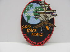 Beaveree 2008 Super Space Pirates Kawartha Waterways Patch