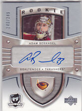 2005 05-06 The Cup #188 Adam Berkhoel AU RC on-card autograph rookie 240/249