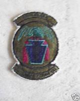 VINTAGE US Military Uniform Patch PA 27 Combat Comm Sc
