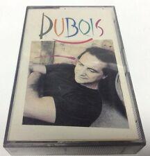 CLAUDE DUBOIS tape cassette DUBOIS paroles incluses Pingouin Canada PN4-108