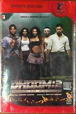 Dhoom 2 - Hrithik Roshan, Aishwarya Rai - Official 2-Disc Special Edition DVD AL
