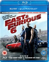 Fast and Furious 6 Blu-Ray New & Sealed 5050582919448