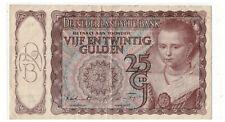 A2000 Niederlande, 25 Gulden von 1944, G.04.
