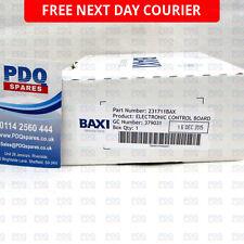 BAXI SOLO 2 & SOLO 3 ELECTRONIC CONTROL PCB 231711BAX - BRAND NEW *FREE P&P*