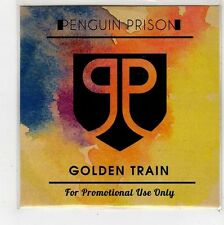 (FU758) Penguin Prison, Golden Train - 2010 DJ CD