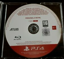 PERSONA 5 ROYAL / promo / promotional / PlayStation 4 / PS4 / RARE