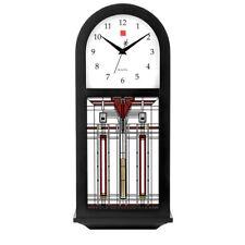 Bulova B. Harley Bradley Analog Chiming Wall Clock C4836