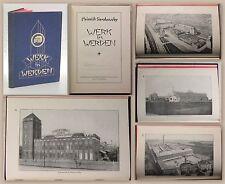 Sierakowsky Werk im Werden 1931 Industriegeschichte Wirtschaftsgeschichte xy