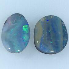 Australian Boulder Opal. Solid natural POLISHED GEMSTONES by Smart Opals