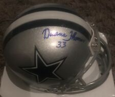 Duane Thomas Autographed Signed Dallas Cowboys Mini Helmet Gameday Holo Silver