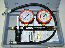 Dual Gauge Leakdown Tester Leakage 100 psi Lang CLT-2PB
