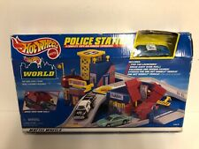 Hot Wheels Police Station 65696-99 - NEW