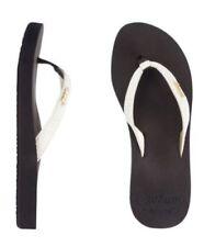 Scarpe da donna grigia Reef Piatto (Meno di 1,3 cm)