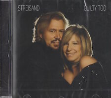 BARBRA STREISAND - GUILTY TOO - CD - (NEW & SEALED)