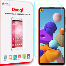 2X For Samsung Galaxy A21s/A21 Ultra Clear Tempered Glass Screen Protector Saver