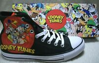 Converse 160901F CTAS HI Looney Tunes Men's 10 - Women's 12