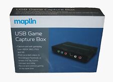Maplin usb game capture software PS3/xbox 360 wii