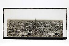 Panorama de Bruxelles Stéréo Lachenal et Favre ca 1865