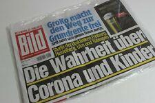 BILDzeitung 17.06.2020 Juni   Corona  Grundrente GroKo