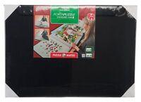 Jumbo 1000 Piece Black Portapuzzle 1000 Piece Jigsaw Puzzle Carrier New