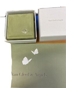 100% AuthVan Cleef & Arpels Ring / Necklace Packaging Shade Box Only!!!