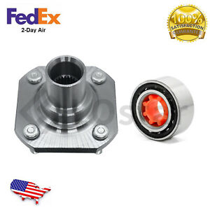 New Front Wheel Hub & Bearing Assembly Fits Toyota Tercel Paseo