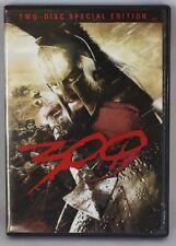 300 (DVD 2007 2-Disc Widescreen Special Edition) Gerard Butler Lena Headey