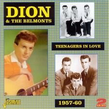 DION & THE BELMONTS - TEENAGERS IN LOVE 1957-60  2 CD NEUF