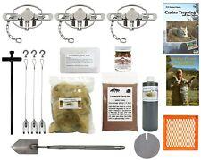 PcsOutdoors Basic Bobcat Trapping Starter Kit