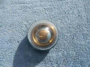 1954 1955 Cadillac Horn Cap Center Button
