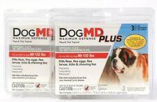 2 Dog Md Maximum Defense Plus Flea & Tick Topical Dogs 89 To 132 Lb 3 M Supply