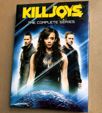 KILLJOYS: THE COMPLETE SERIES  DVD  Box Set New First Class Mail