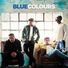 BLUE - COLOURS: CD ALBUM (March 9th 2015)