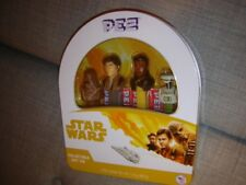 2018 Star Wars Han Solo PEZ Collectible Gift Tin, By Movie Producer Lucasfilm