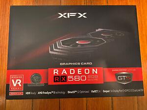 XFX - AMD RX 580 GTS Black Edition 8GB GDDR5 - BRAND NEW!
