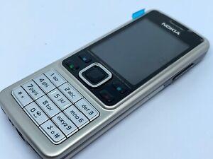 Nokia 6300 - Silver (Unlocked) Mobile Phone (GRADE A)