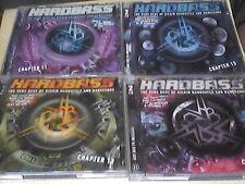 Hardbass  Vol.11,12,13,14       Sammlung