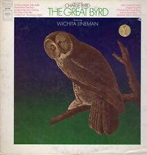 Charlie Byrd Vinyl LP Columbia Records 1968, CS-9747, The Great Byrd ~ VG