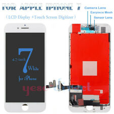 for iPhone 7 Screen Replacement LCD Display Digitizer 3d Touch Assembly White