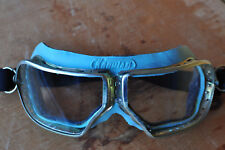 Motorcycle goggles USSR Aviator Goggles Vintage Goggles Steampunk Goggles Pilot