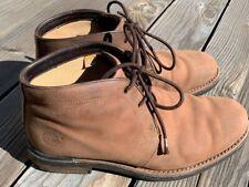 "Timberland lace brown Nubuck ""Torrance"" Chukka mens boots US10.5M"