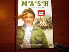 MASH  THE COMPLETE FIRST SEASON Region 4  DVD Set