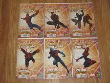 Amazing Spider-man 9 10 11 12 13 14 15 Lot Web Warriors1st prints Spider Verse