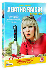 Agatha Raisin Series 1 DVD Discs 2 UK SELLER